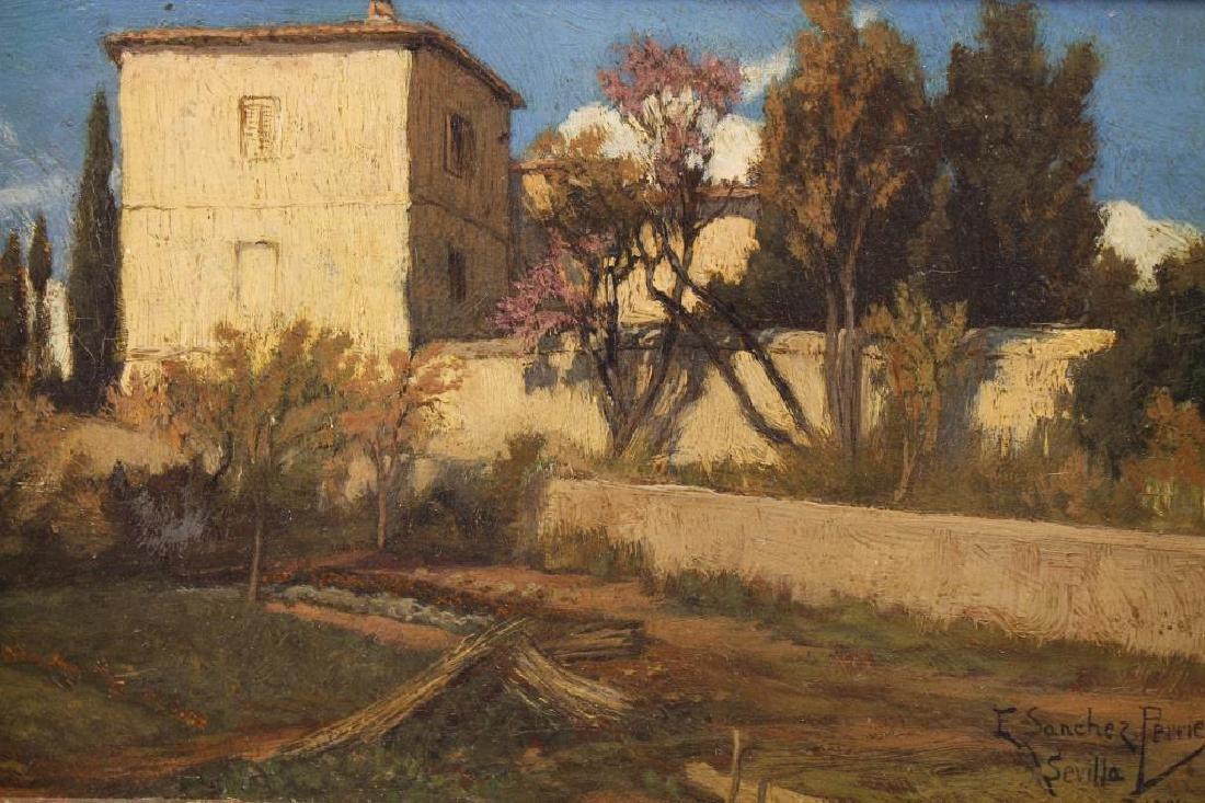 Emilio Sanchez Perrier (1855 - 1907) Sevilla - 2