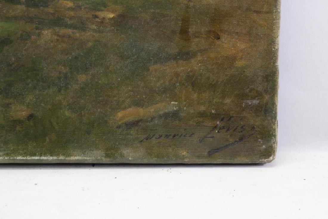 """Maurice Levis (1860 - 1940) """"Ville de Niort"""" - 3"""