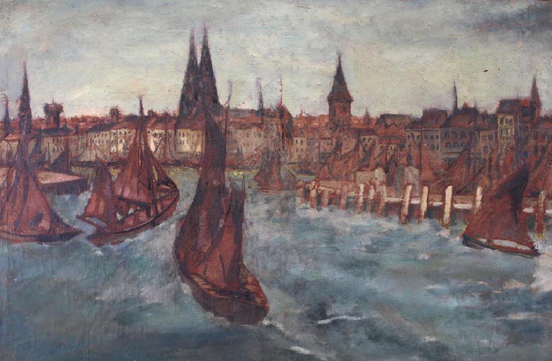 Willem (William) Paerels (1878 - 1962)