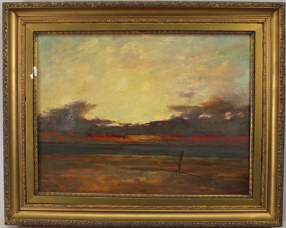 """John Finnie """"A Sunset Study"""""""