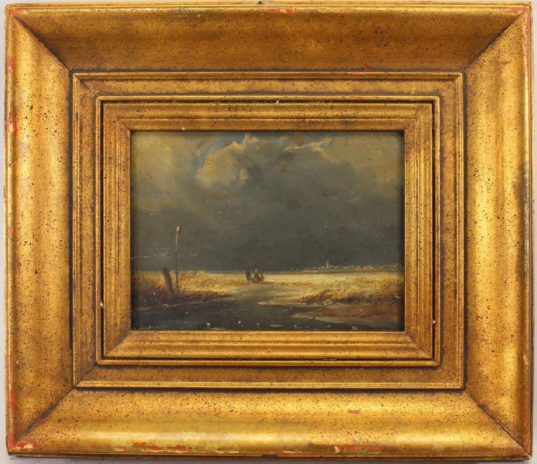 Andreas Schelfhout (Netherlands, 1787 - 1870)