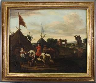 Jan Wyck Netherlands 1652 1700