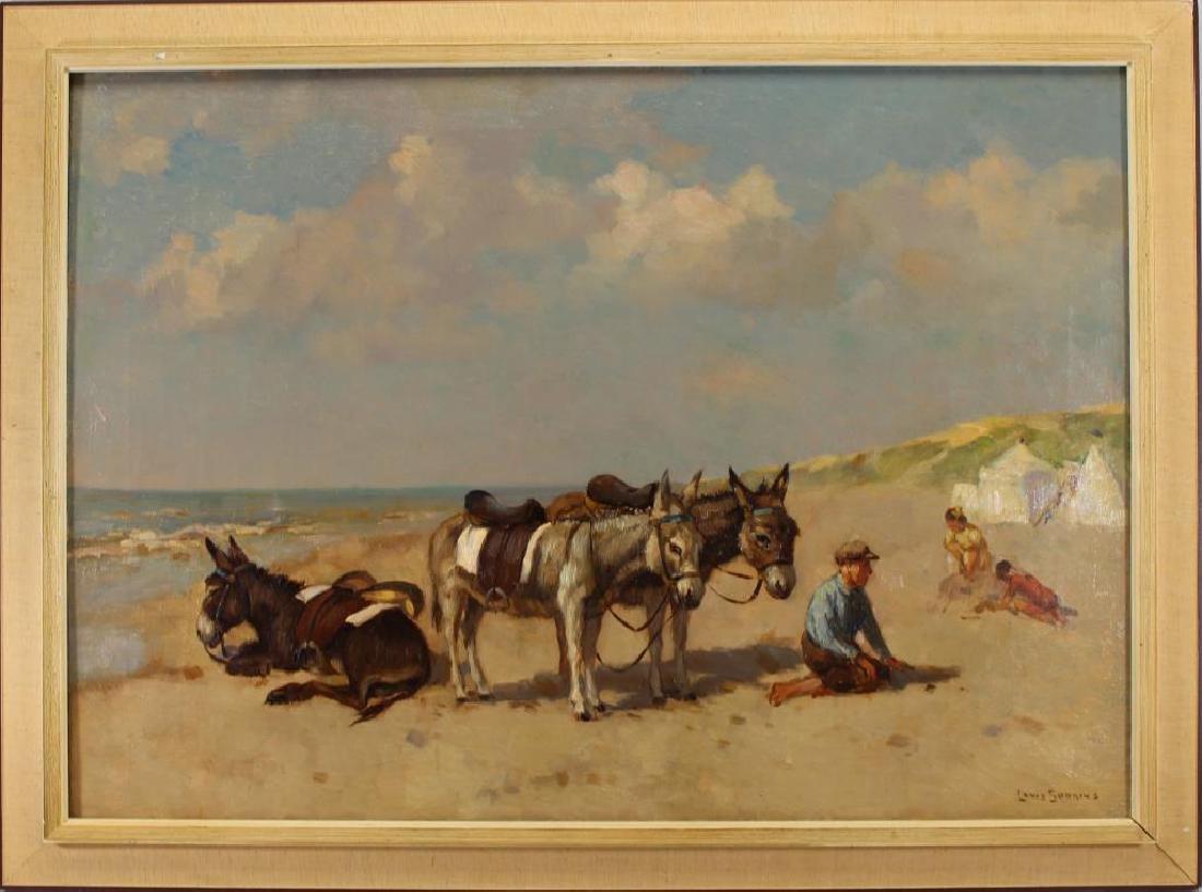 Louis Soonius (1883-1956) Ex Christie's