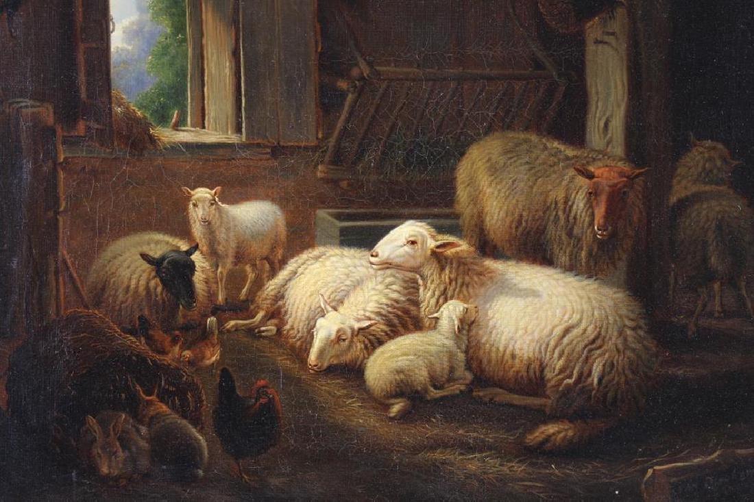 Jacob Van Dieghem (Netherlands, 19th C) Christie's - 2