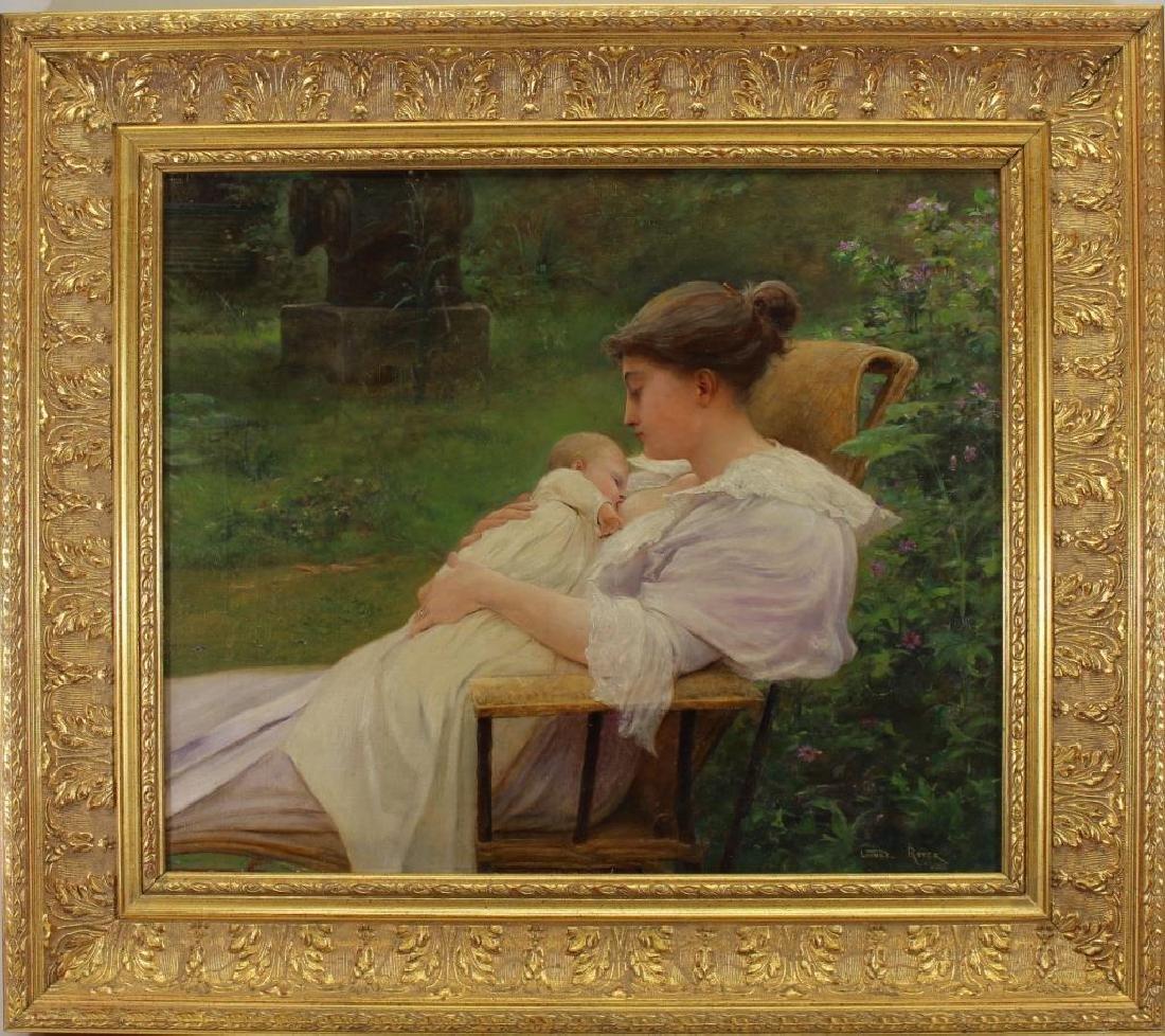 Lionel Noel Royer (France, 1852-1926)