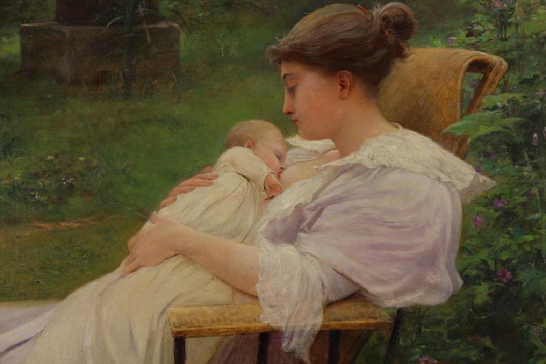 Lionel Noel Royer (France, 1852-1926) - 2
