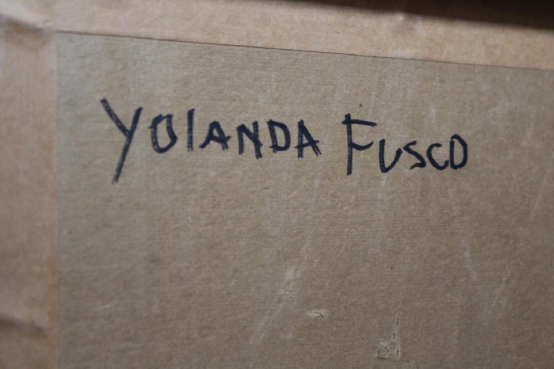 Yolanda Fusco (NY, Czech Republic, 1920 - 2009) - 3