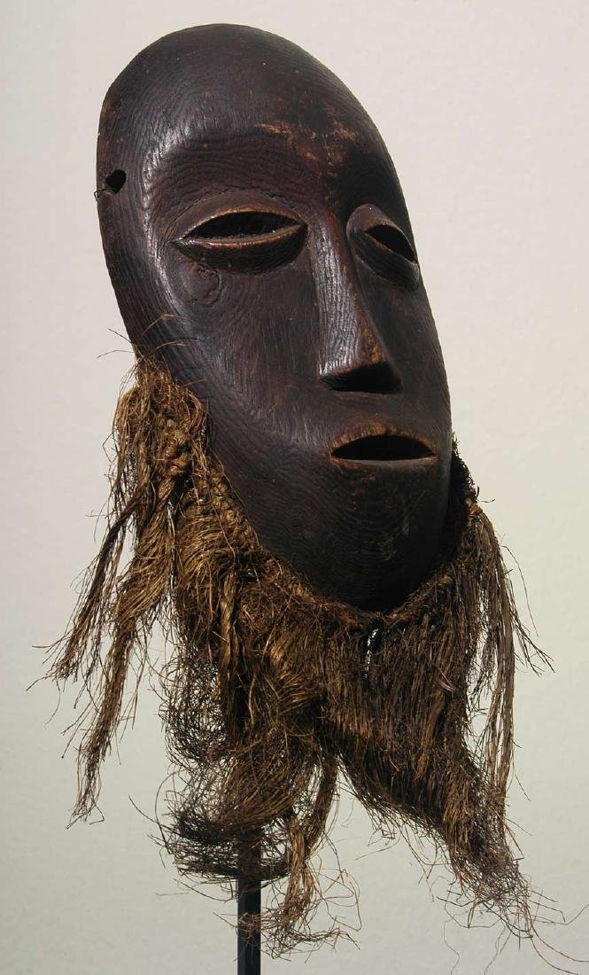 Lega Peoples, Idimu Type Mask - 3