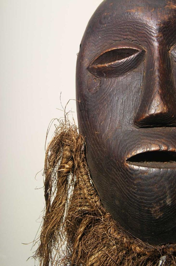 Lega Peoples, Idimu Type Mask - 4