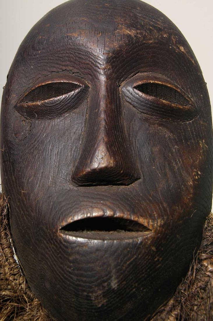 Lega Peoples, Idimu Type Mask - 5