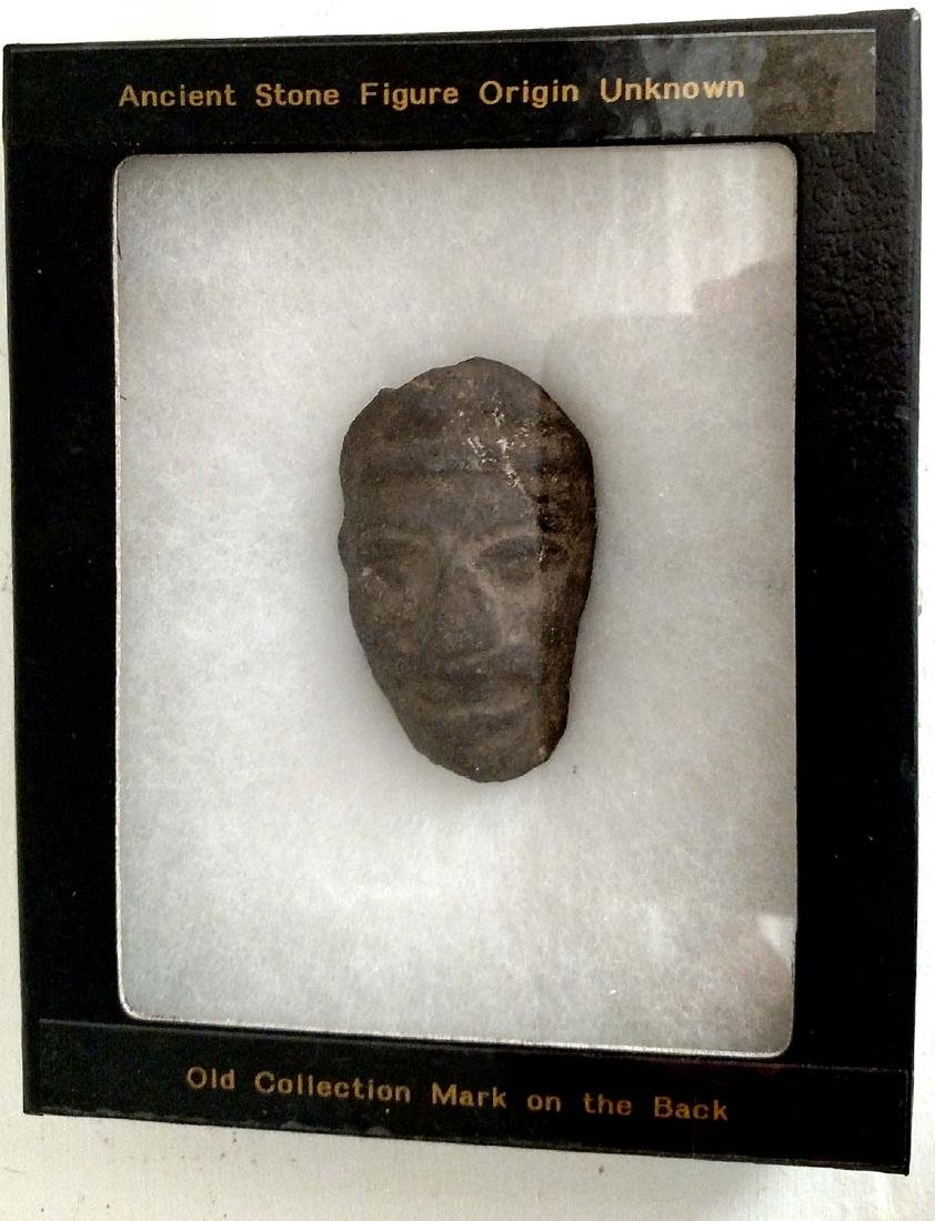 Zapotec(?) Head Fragment