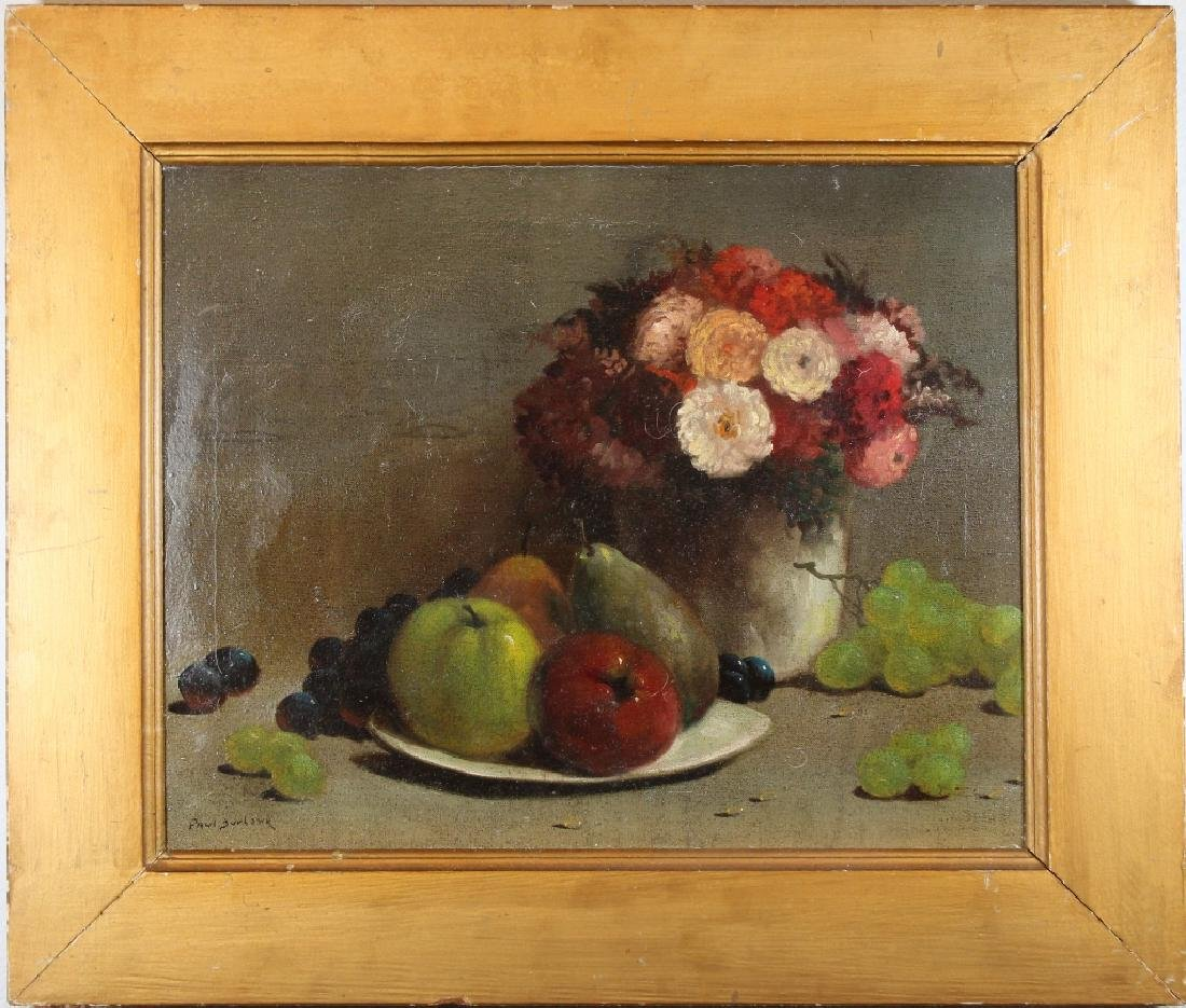 Signed, American School Still Life Painting