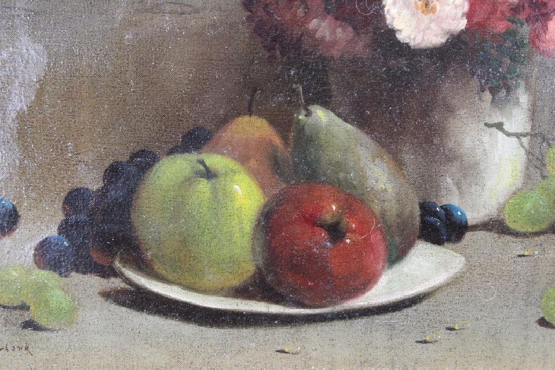 Signed, American School Still Life Painting - 2
