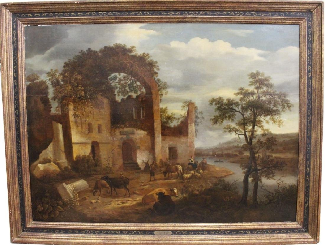 Karel Dujardin (1622 - 1678) Large Old Master