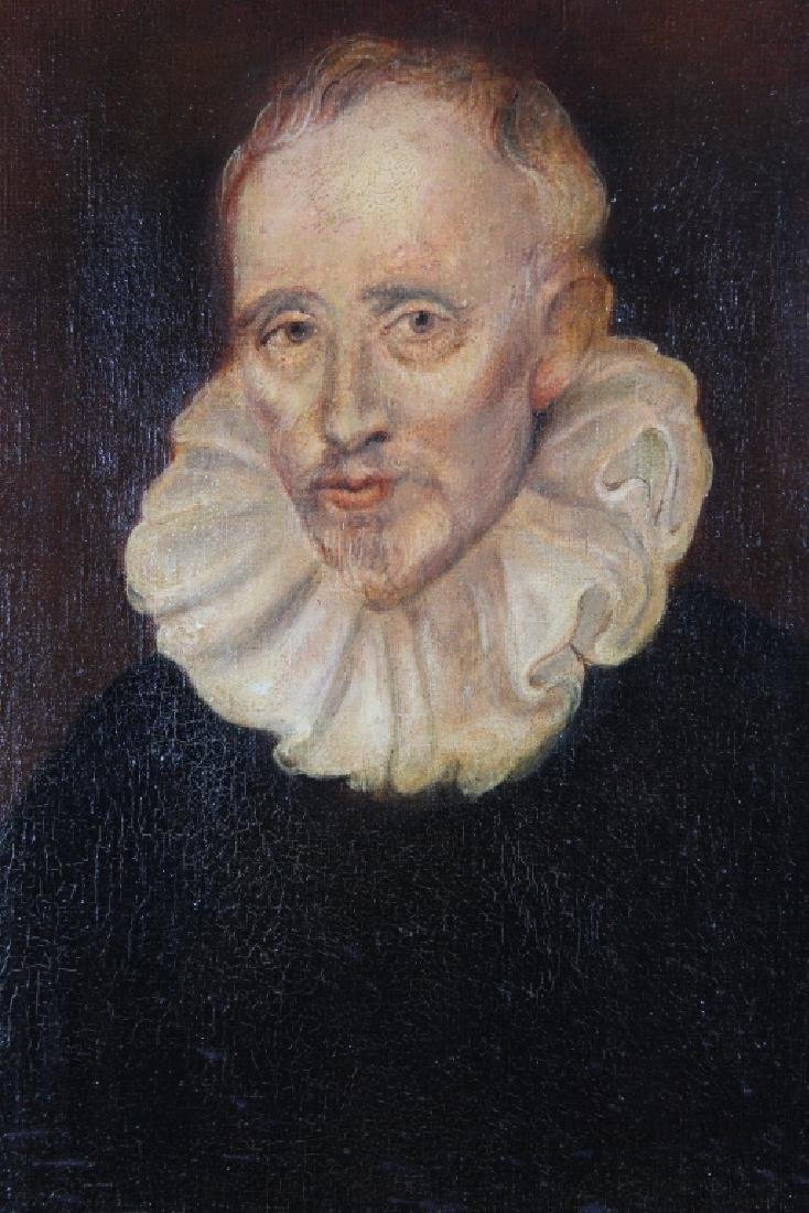19th C. Portrait of a Gentleman - 2