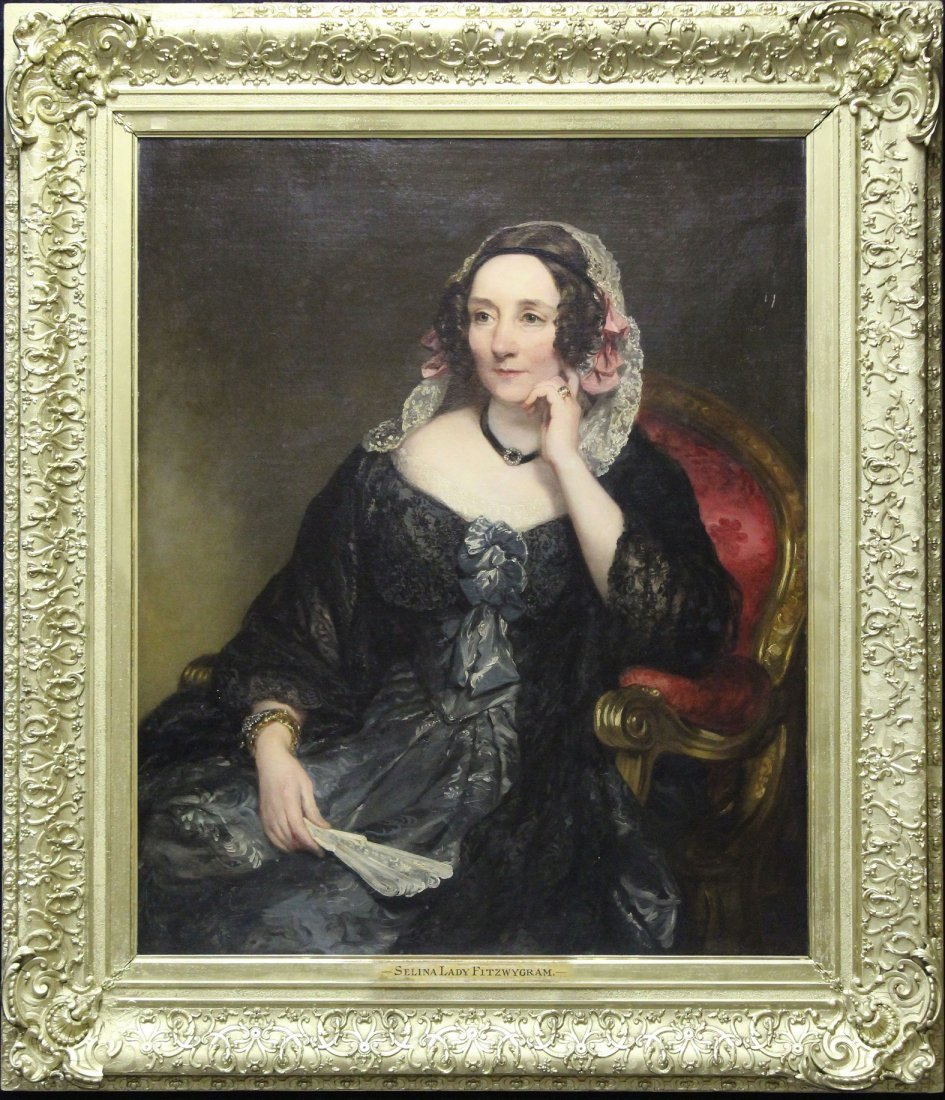 Margaret Sarah Carpenter (1793 - 1872)
