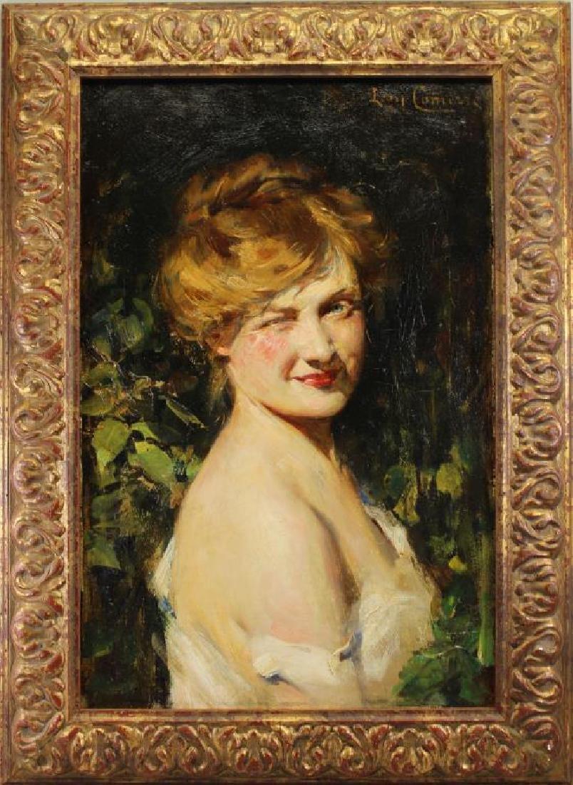 Leon Francois Comerre (France, 1850 - 1916)
