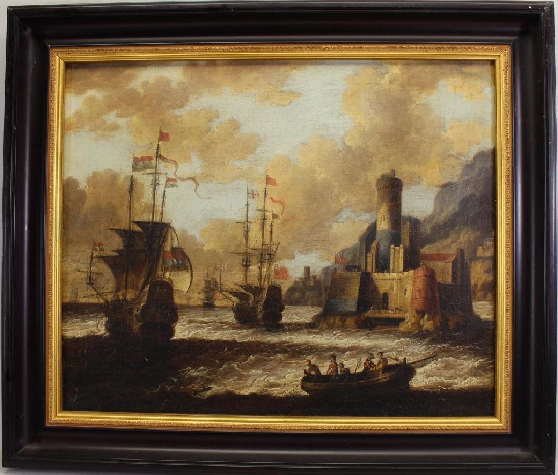 Pieter van den Velde (Belgium, 1634 - c.1707)