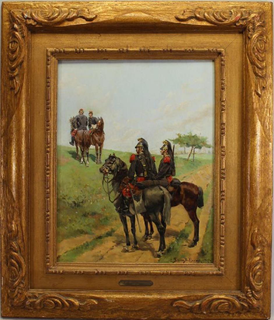 Etienne Prosper Berne-Bellecoeur (1838 - 1910)