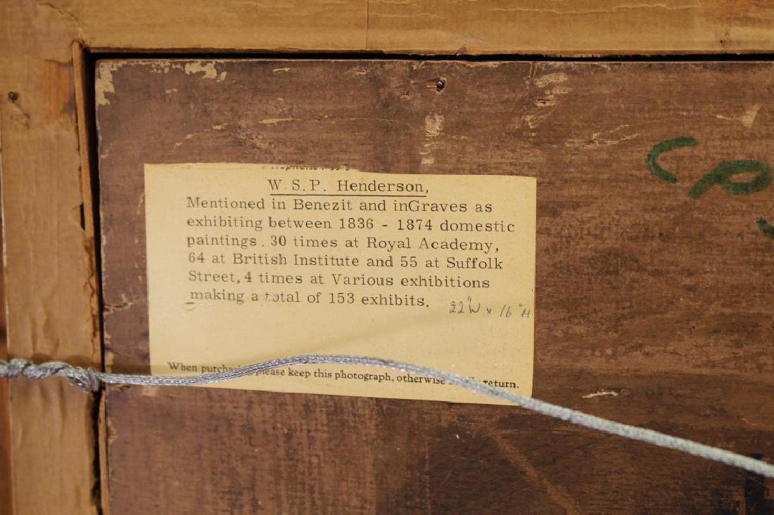 "W.S.P. Henderson ""A Welsh Homestead"" - 6"