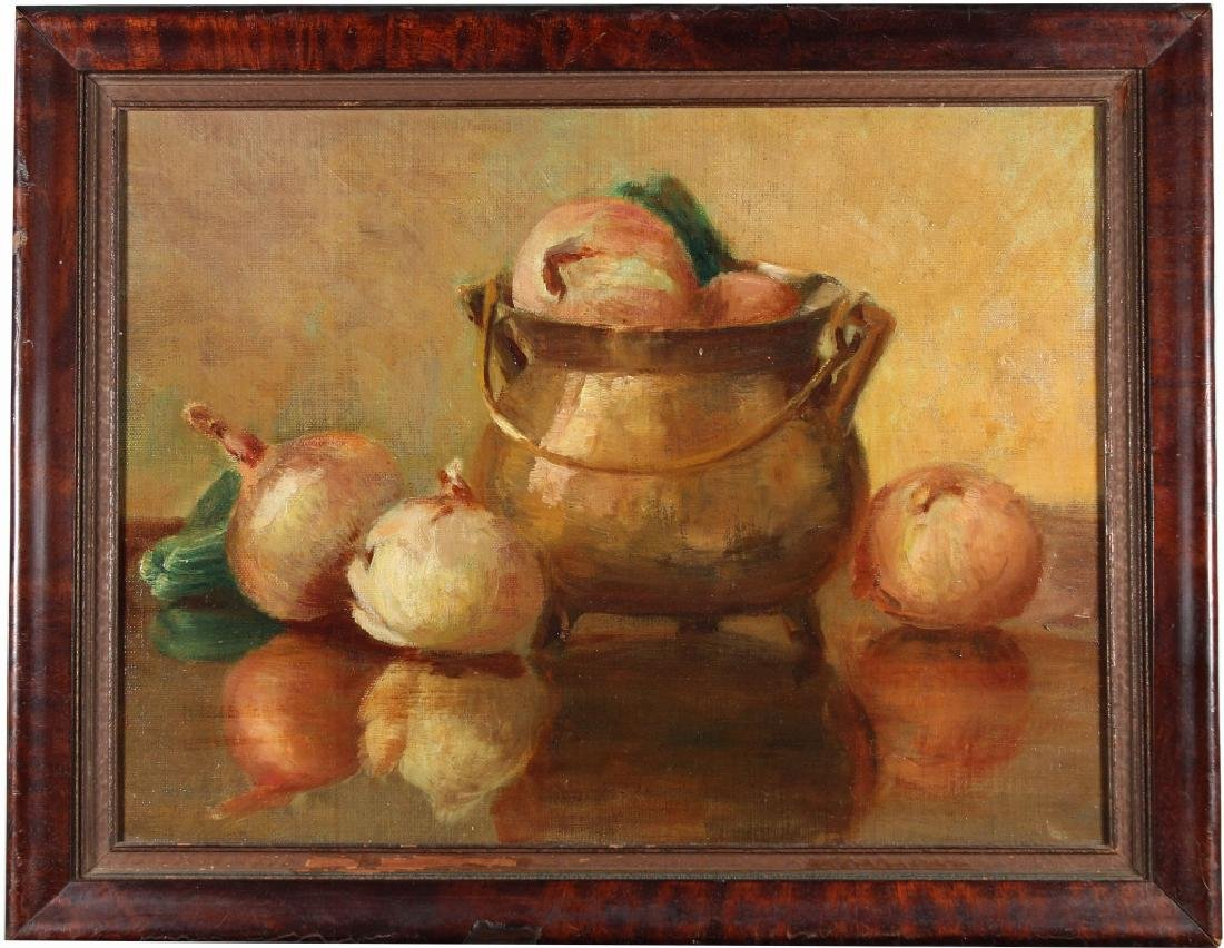 Early 20th C. American School Still Life