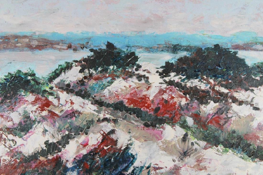 MB Hewitt, Vintage Landscape Painting - 2