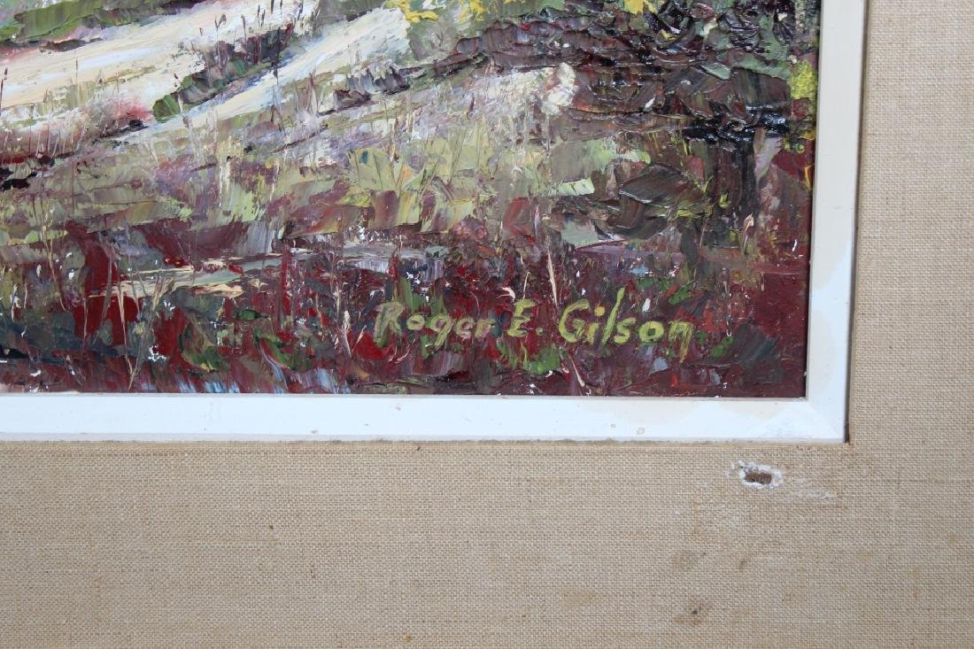 Roger E. Gilson (American, 20th C.) - 3