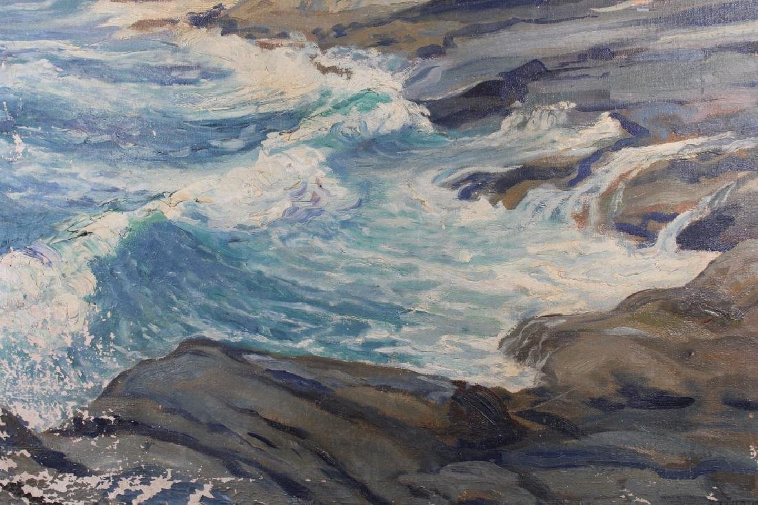 Victor White, New England Coastal Painting - 3