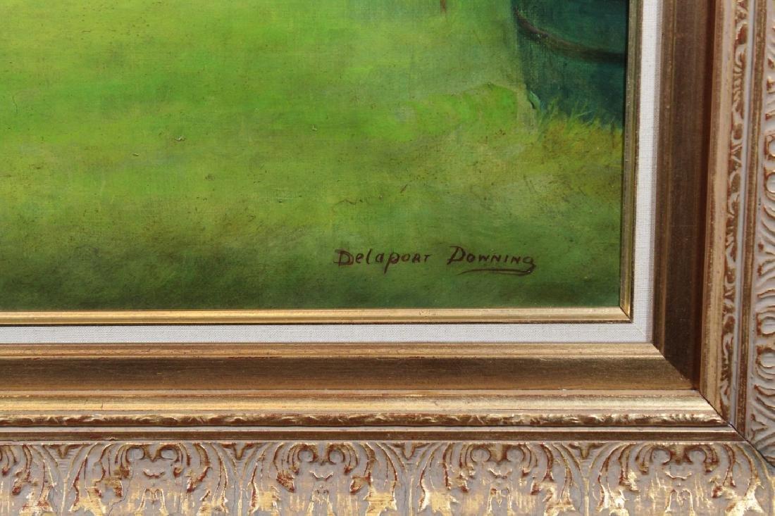 Delaport Downing (born 1924) - 3