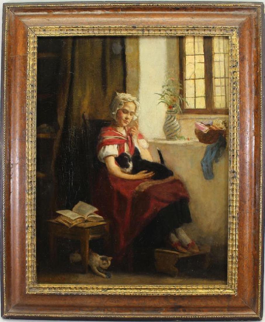 Gustav Karoly Igler (Germany, 1842 - 1908)