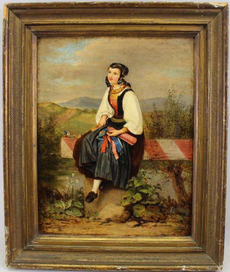 August Embde (Germany, 1780 - 1862)