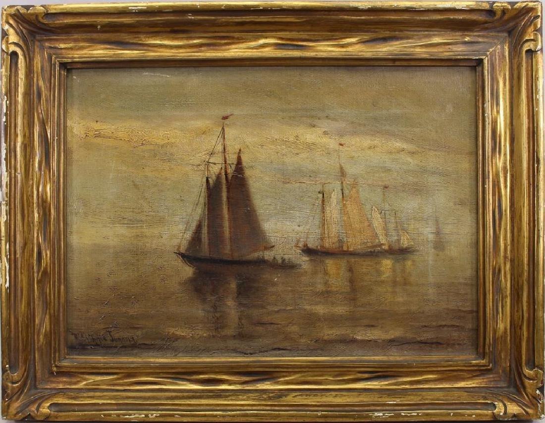 Marshall Johnson Jr (Massachusetts, 1850 - 1921)