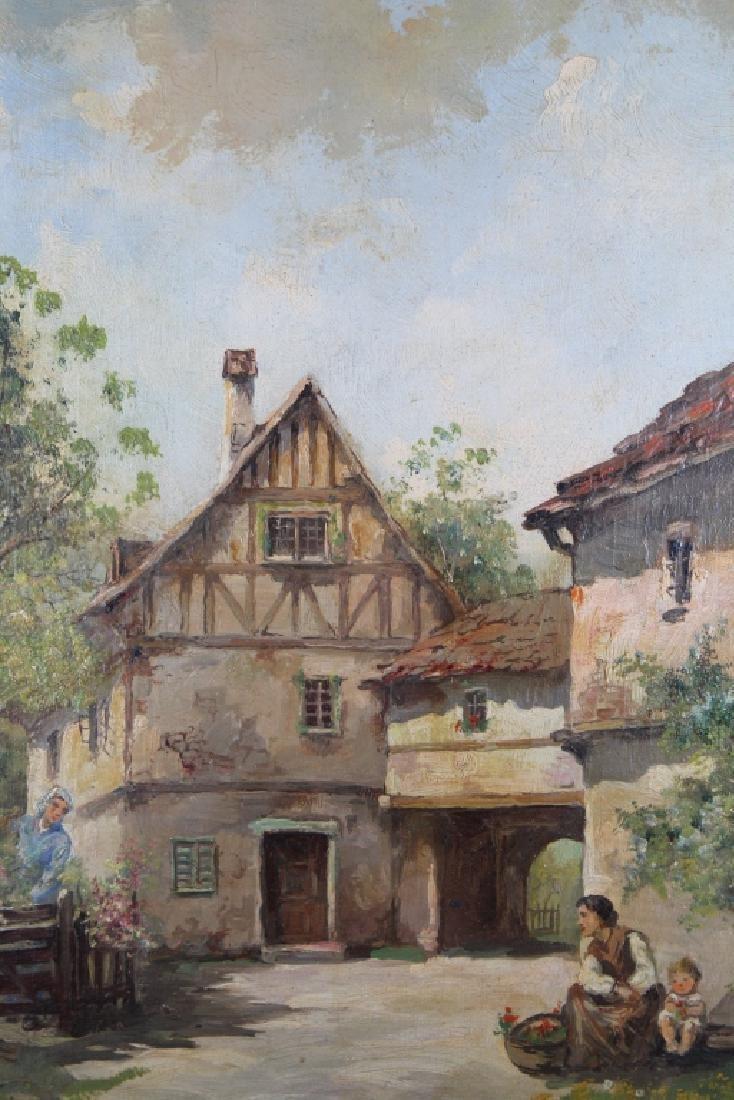 Eugene La Foret (NY, France, 1884 - 1955) - 2