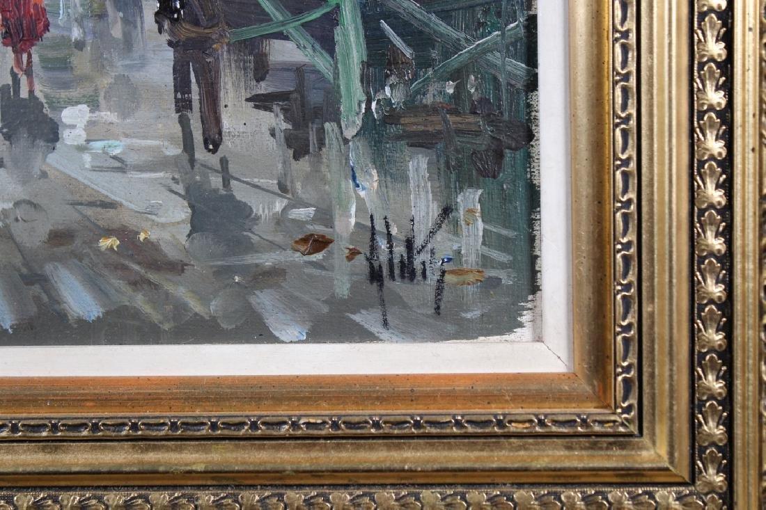 Antonio DeVity (1901 - 1993) Paris Street Scene - 3
