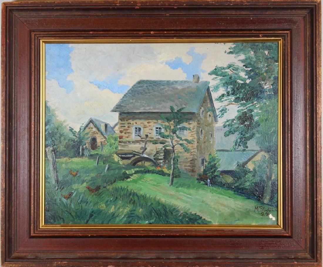 Matthew Schulz (Massachusetts, 20th Century)