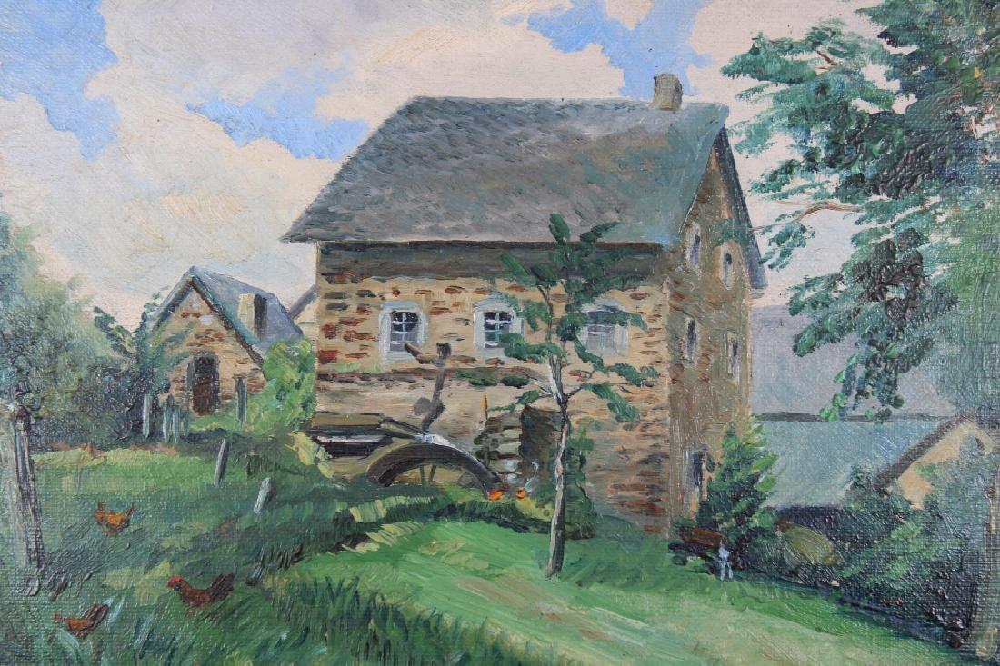 Matthew Schulz (Massachusetts, 20th Century) - 2
