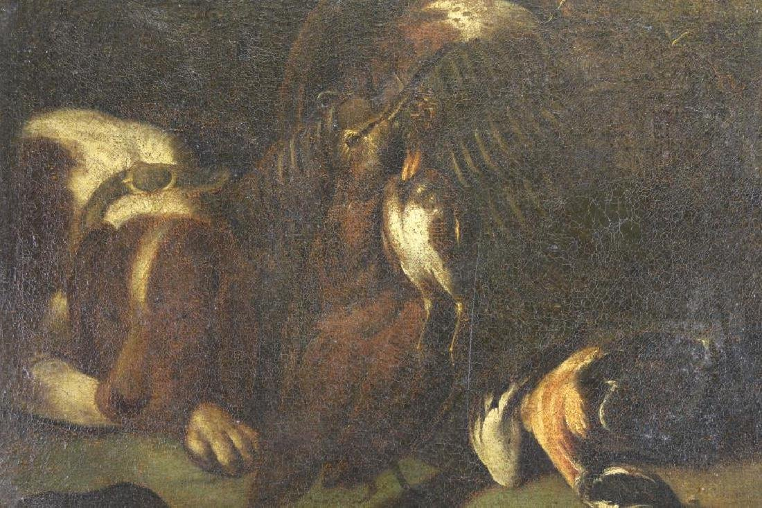 17th/18th C. Painting, The Day's Bag - 2