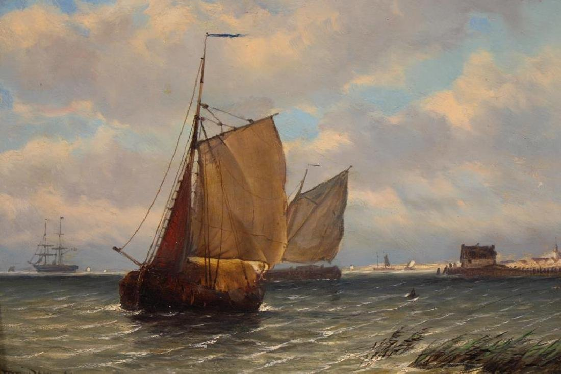 Willem Anthonie Deventer (1824 - 1893) - 2