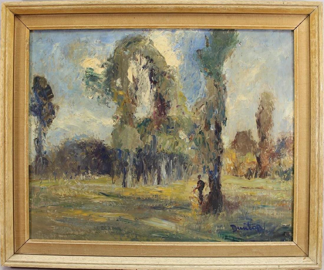 Ronald Ossory Dunlop (1894 - 1973) Ex Christie's