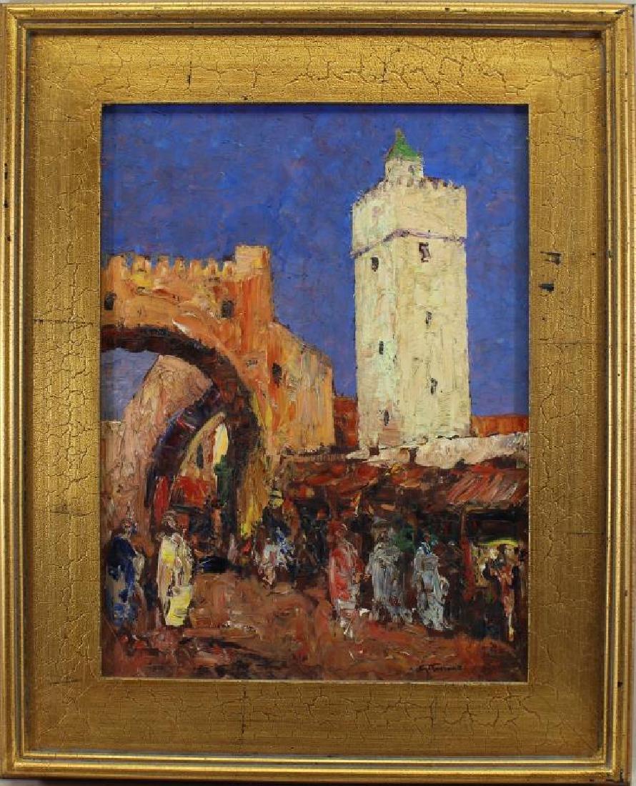 George (Turland) Goosey (1877 - 1947) Tunis