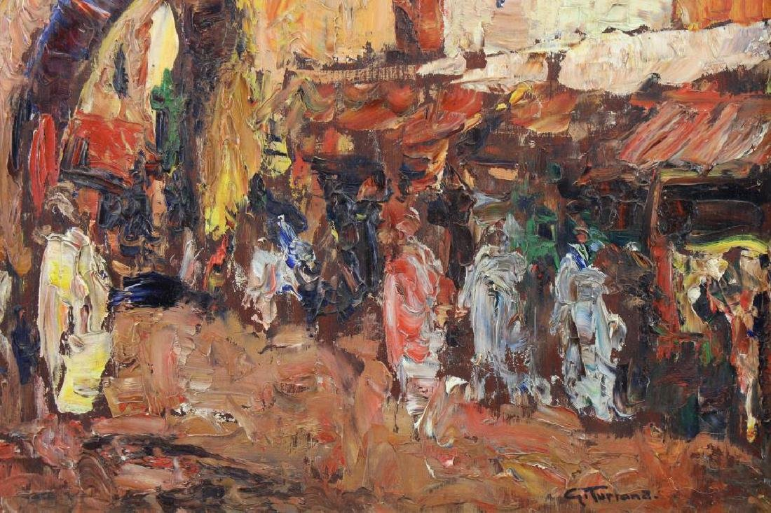 George (Turland) Goosey (1877 - 1947) Tunis - 2