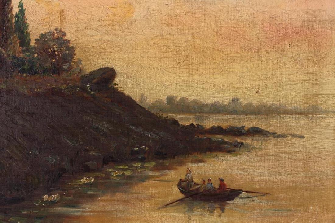 European School, 19th C. Coastal Painting - 2