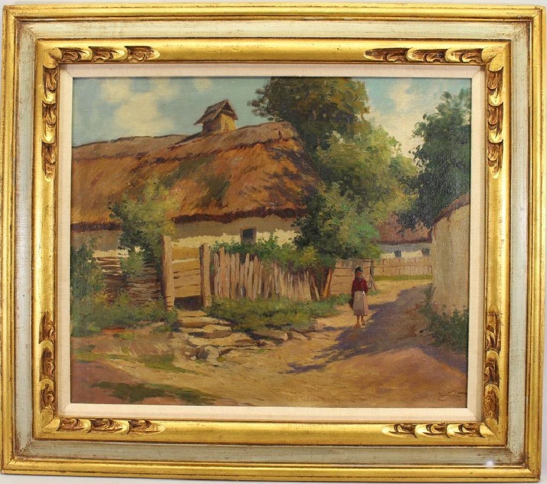 Gyula Julius Zorkoczy (Hungary, 1873-1932)
