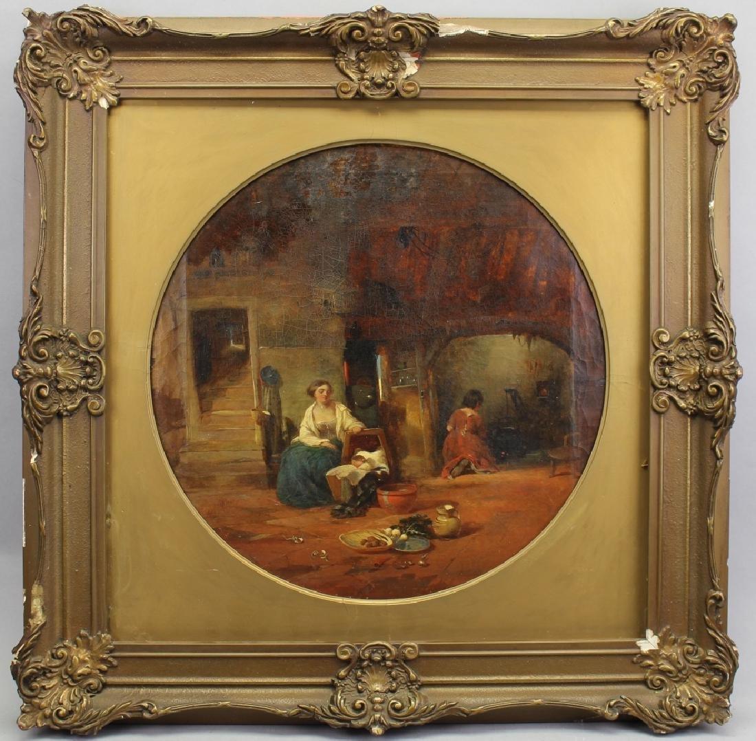 Alfred Provis (UK, 1843 - 1886)
