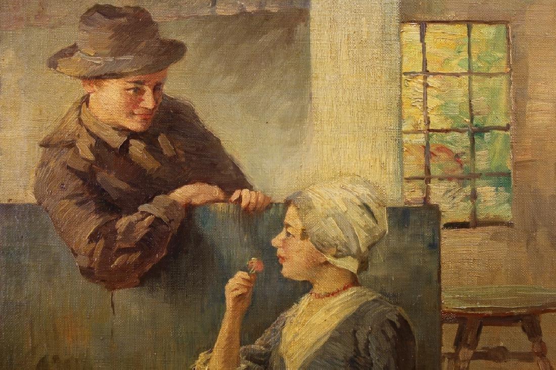 Evert Pieters (Netherlands 1856 - 1932) - 2