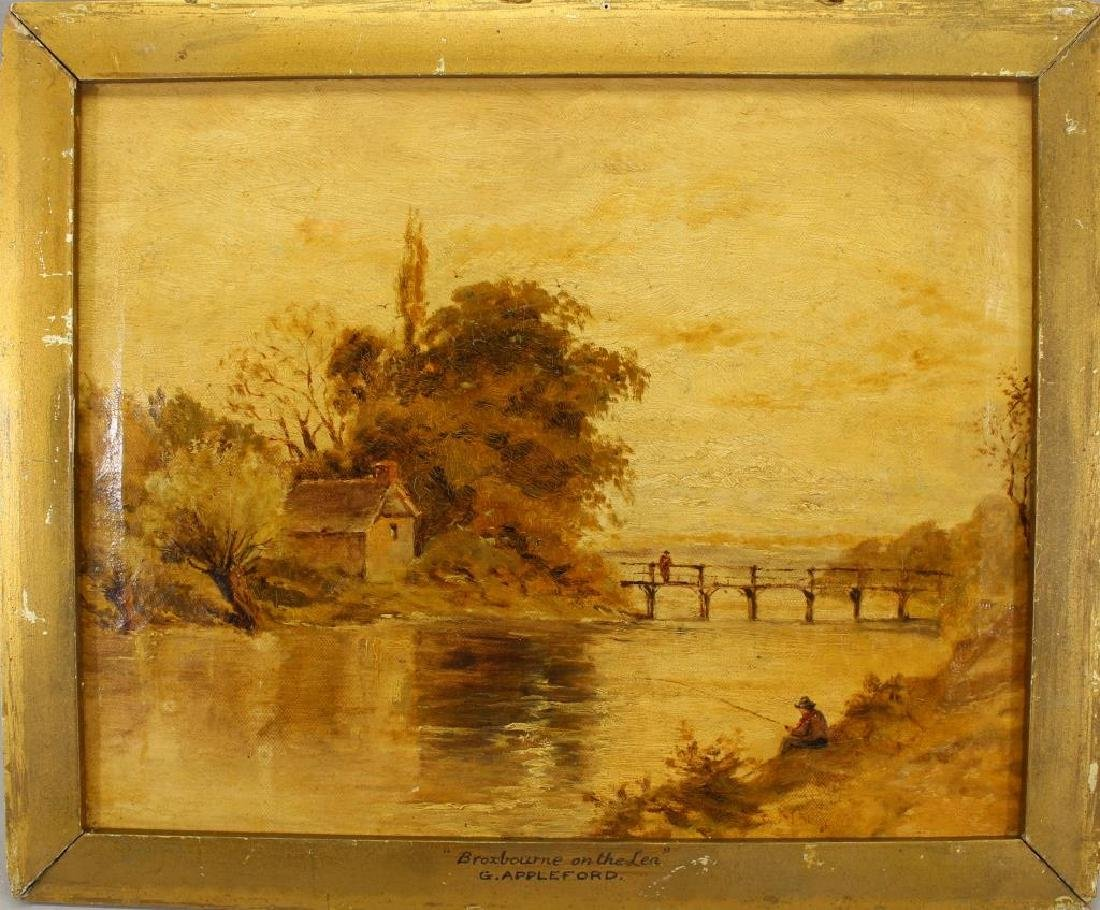 """Broxbourne on the Lea"" Appleford"