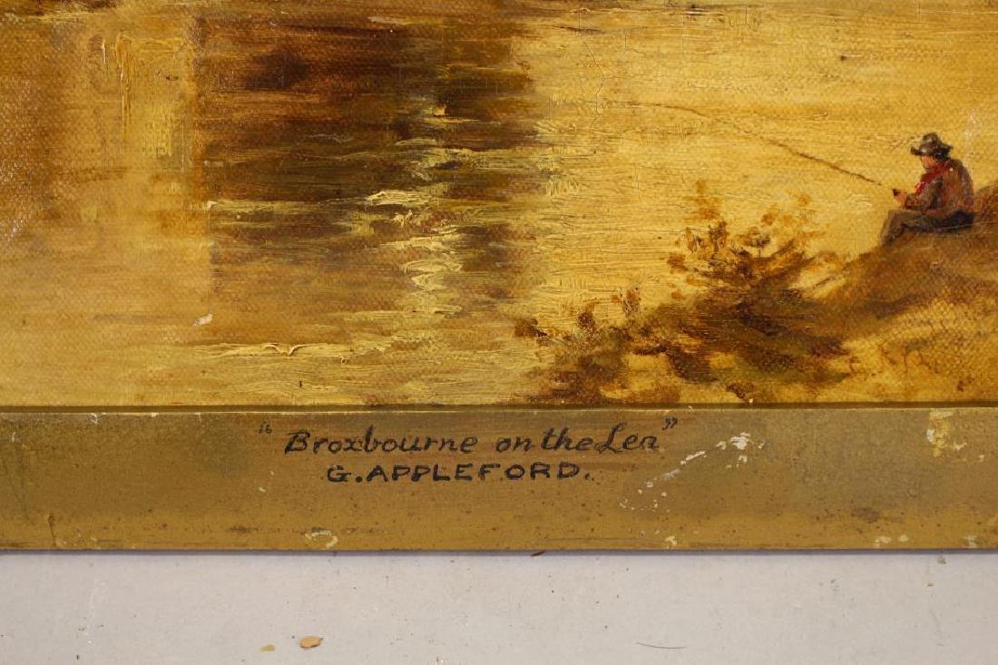 """Broxbourne on the Lea"" Appleford - 3"