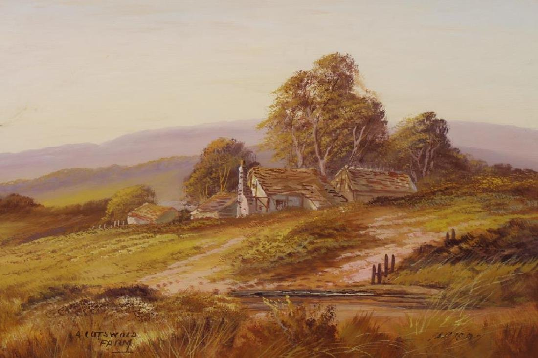 "Jameson, ""A Cotswald Farm"" - 2"