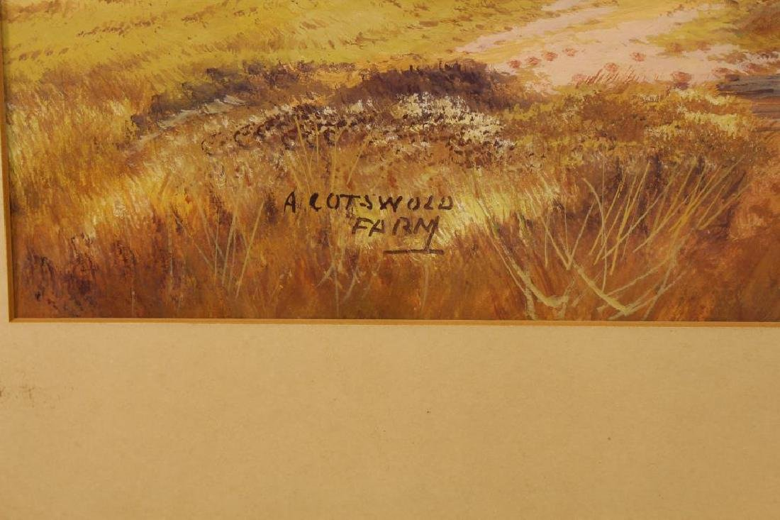 "Jameson, ""A Cotswald Farm"" - 3"