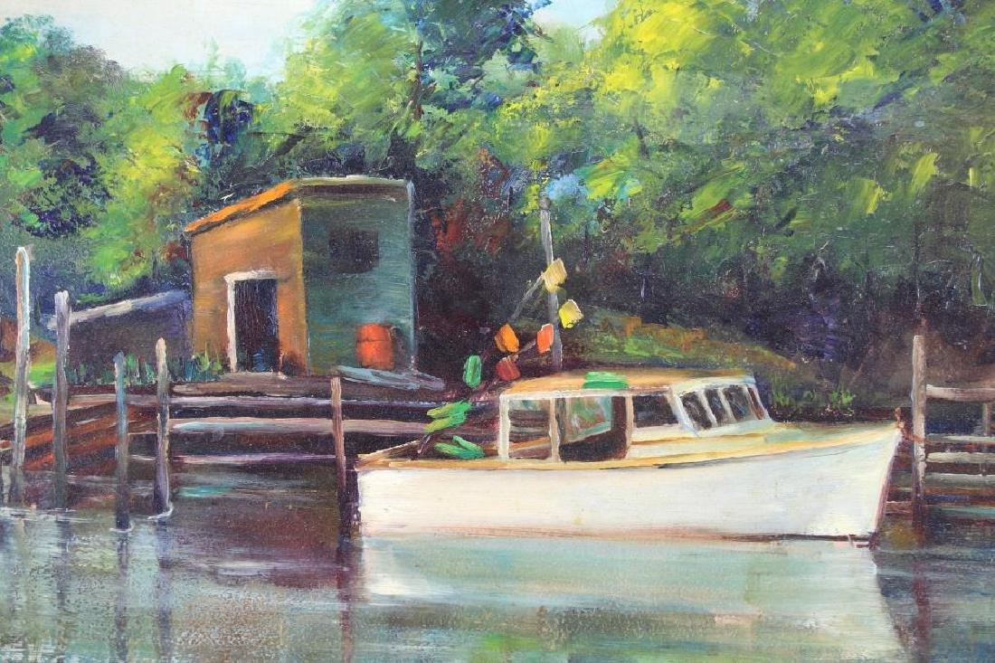 Junius Allen (1898 - 1962) Rockport - 2